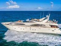 100' Azimut Mega Yacht Seattle Wa. with Flybridge: