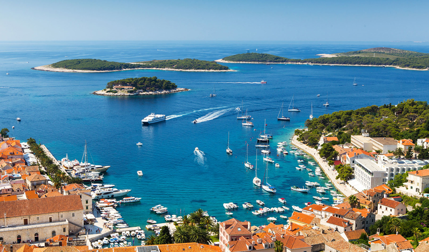 Image result for yachts in croatia for rent