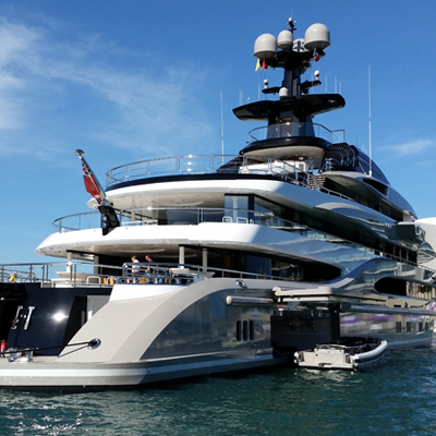 Mega Luxury Yacht Charters and boat rentals,